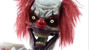 Twitching Clown Animated Halloween Prop Youtube