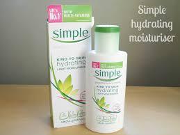 simple light moisturizer review simple kind to skin hydrating light moisturiser sarah speaks