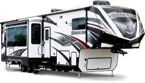 momentum exterior png rv pinterest toy hauler mobile garage