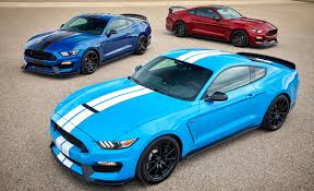 year shelby mustang ford changes 2017 mustang shelby gt350 s standard optional