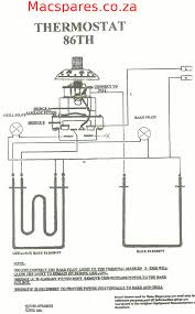 how to wire water heater thermostat with geyser wiring diagram