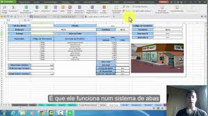tutorial wps office spreadsheets pt br youtube