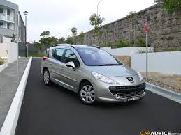 peugeot cars australia caradvice com au reviews the 2008 peugeot 207 touring hdi