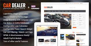 Independent Auto Dealer Floor Plan Car Dealer Automotive Wordpress Theme U2013 Responsive By Thememakers