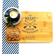 personalised cutting boards personalised chopping board compass