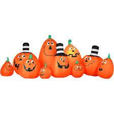 halloween inflatables christmas and halloween blowups