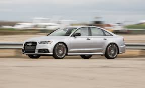 lexus vs audi a6 2017 audi a6 in depth model review car and driver