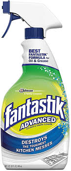 best thing to use to clean grease from kitchen cabinets fantastik advanced kitchen and grease cleaner 2