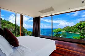 beautiful bedrooms with a view