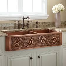 copper faucets kitchen copper kitchen sink faucet kitchen sink