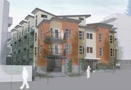 8 Unit Apartment Building Floor Plans Queen Anne View