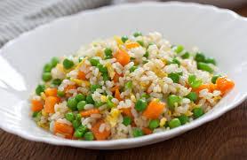 light u0026 easy vegetable fried rice recipe sparkrecipes