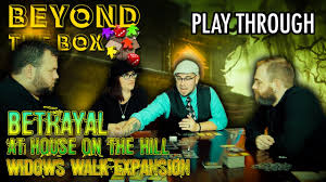 betrayal at house on the hill widow u0027s walk expansion beyond the