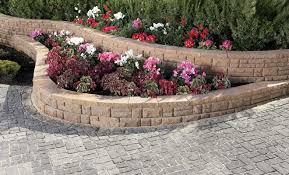 natural impressions ashlarstone retaining wall