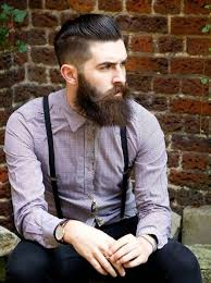 4 of the best beard and haircut styles for