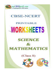 08 maths science worksheets demo cereals crop rotation
