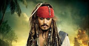 johnny depp injured australia filming pirates