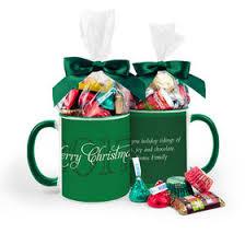 gift mugs with candy christmas gift mugs