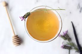 martini lavender honey lavender vanilla bean simple syrup and martini tasty yummies