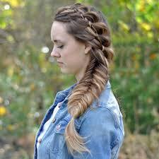 fishtail braid hairstyles 2017 wedding ideas magazine weddings