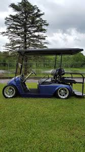 Club Car Ds Roof by Monster Lifted Customized Club Car Precedent Golf Cart By Ckd