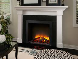 Electric Fireplace Insert Installation by Simplifire Built In Electric Fireplaces Heat U0026 Glo