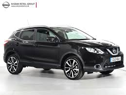 nissan qashqai 2015 black used nissan qashqai manual for sale motors co uk