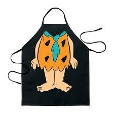 flintstones fred flintstone character apron icup