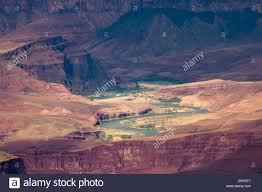 deepness and beautiful colours of grand canyon south rim and