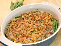 the easy green bean casserole every home cook needs in their