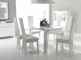 dining room glass table with leather chairs small kitchen dining