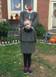 Kids Headless Halloween Costume Beauty Costume
