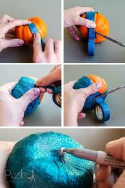 Halloween Washi Tape by How To Make An Easy Diy Glitter Washi Tape Pumpkin Craft Posh In