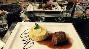 le bonheur dans la cuisine paupiette de veau au foie gras accompagné d une purée de pommes de