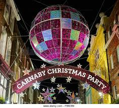 Christmas Decorations London Cheap by Street Christmas Decorations Stock Photos U0026 Street Christmas