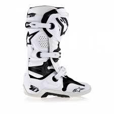 alpinestars motocross boots alpinestars tech 10 motocross boot white 2016 mxweiss motocross shop