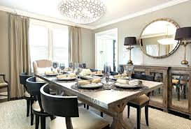 Dining Room Tables Set by Distance Between Buffet And Dining Table Buffet And Dining Table