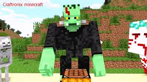 Mine Craft Halloween Costumes by Monster Halloween Costumes Cubic Minecraft Animation