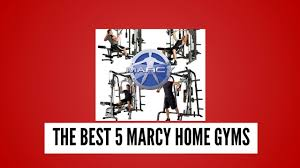 best 5 marcy home gyms that are worth to buy