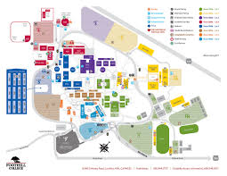San Jose California Map by Campus Map