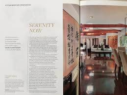 Home Design Magazine In Philippines by Dorya Interiors Modern Luxury Miami Magazine Features Trump Home