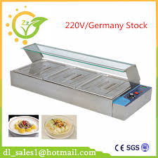 equipement electrique cuisine haute qualité chauffe plats 1500 watts commerciale équipement de