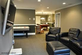 decor cool basement colors exellent room ideas game for design