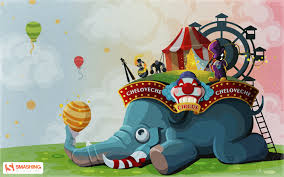 circus wallpapers ozon4life