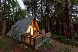a frame houses tiny house alternative the tiny a frame cabin core77