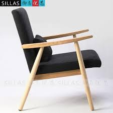 danish armchair chair ash casual living room sofa stylish