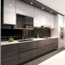 black modern kitchen cabinets kitchen cabinets black bloomingcactus me