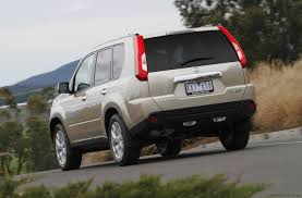 2015 nissan x trail launched 2011 nissan x trail 2wd launched in australia photos 1 of 8