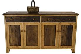 Country Buffet Furniture by Cherrystone Furniture Homestead Vermont Country Buffet