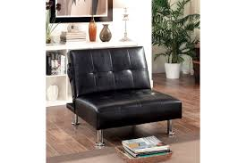 Futon Armchair New Convertible Futon Chair Ottoman 3 Piece Living Room Set